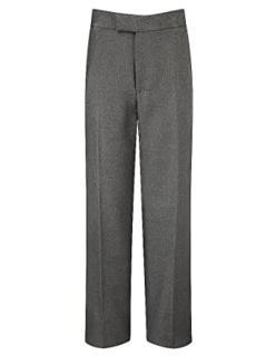 Flat Front Jnr Trouser