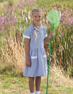 d'Auvergne Striped Summer Dress