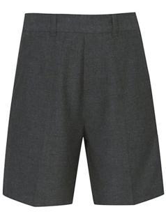 Mid Grey Shorts