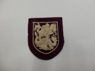 St George's Beret Badge