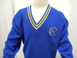 St Christopher's Jumper