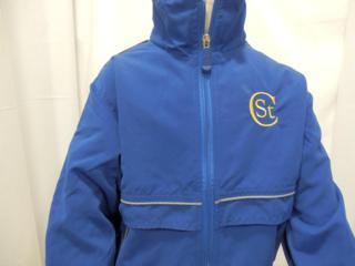 St Christopher's Tracksuit Jacket