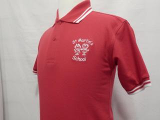 St Martin's Nursery/Reception Polo