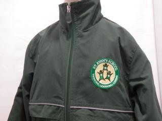 St John's Tracksuit Jacket
