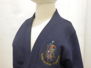 Bel Royal Sweatshirt Cardigan