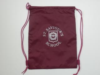 St Saviour's PE Bag