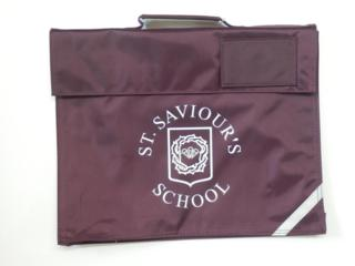St Saviour's Book Bag