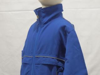 Reflector Royal Track Jacket