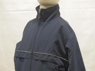 Reflector Navy Track Jacket