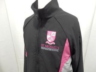 St Michael's Tracksuit Jacket