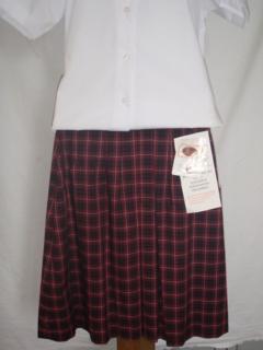 St George's Summer Skirt