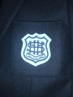 Helvetia Cloth Badge