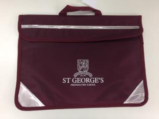 St George's Book Bag