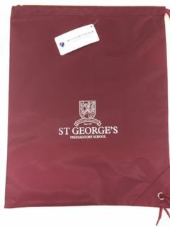 St George's PE Bag