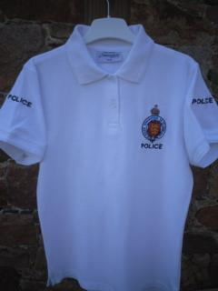 Police Polo Shirt