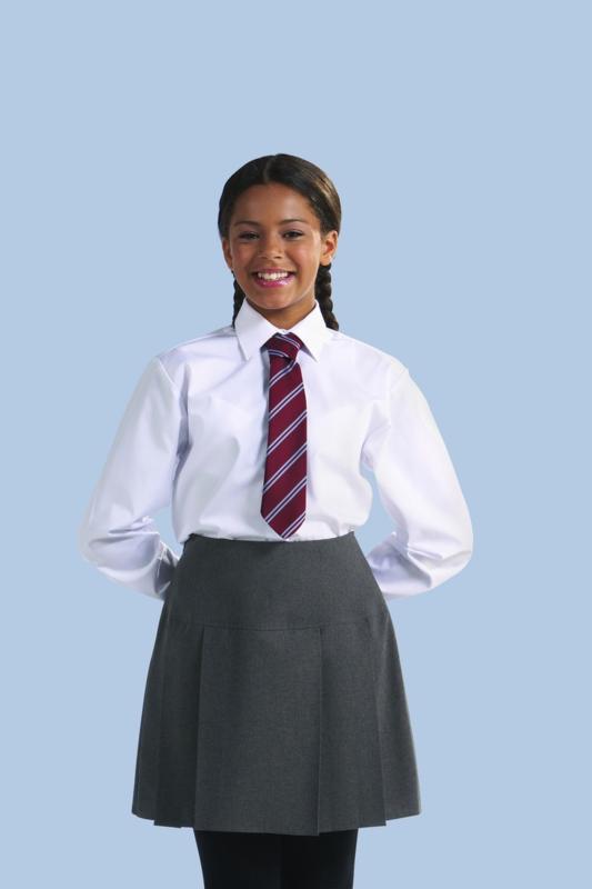 8d655c29 Long Sleeve White Twin Pack | Lyndale Sports Jersey | School Uniform ...